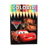 Livro para Colorir Carros - Aluá festas