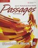 Livro - Passages 1b Sb With Online Wb B - 3rd Ed - Cup - cambridge university