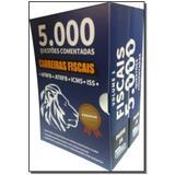 Livro - Passe Ja - 5.000 Questoes Com.Carreiras Fiscais 2V - Alfacon