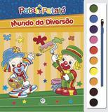 Livro - Patati Patatá - Mundo de diversão