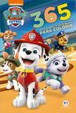 Livro - Patrulha canina - 365 atividades e desenhos para colorir