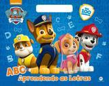 Livro - Patrulha Canina - ABC aprendendo as letras