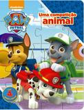 Livro - Patrulha Canina - Uma competição animal