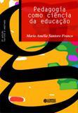 Livro - Pedagogia como ciência da educação