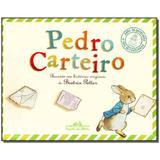 Livro - Pedro Carteiro - Companhia das letrinhas