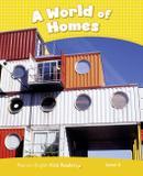 Livro - Penguin Kids 6: A World Of Homes Clil