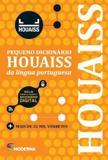 Livro - Pequeno dicionario houaiss da lingua portuguesa - Mdd - moderna dicionarios