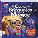 Livro - Pequenos tesouros: A caixa de brinquedos mágica