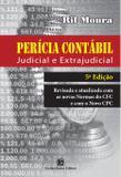 Livro - Perícia Contábil Judicial e Extrajudicial