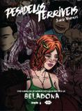 Livro - Pesadelos terríveis - Beladona RPG