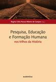 Livro - Pesquisa, educação e formação humana