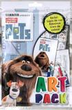 Livro - Pets - Art Pack - Frl - farol literario (dcl)