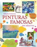 Livro - Pinturas famosas em adesivos