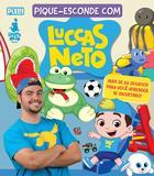 Livro - Pique-esconde com Luccas Neto