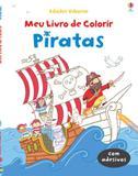 Livro - Piratas : Meu livro de colorir