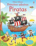 Livro - Piratas : Primeiros adesivos