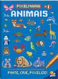 Livro - Pixelmania: animais