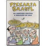 Livro - Pizzaria Brasil - Devir