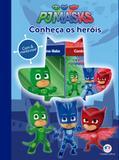 Livro - PJ Masks - Conheça os heróis