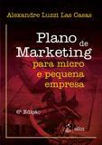 Livro - Plano De Marketing Para Micro E Pequena Empresa