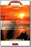 Livro - Poesias De Lauro Trevisan - Da mente
