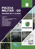 Livro - Polícia Militar - GO