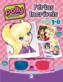 Livro - Polly - Férias incríveis