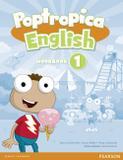 Livro - Poptropica English Ame 1 Wb & CD Pack