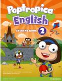 Livro - Poptropica English American Edition 2 Student Book & Online World Access Card Pack