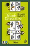 Livro - Por dentro do mundo corporativo