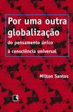 Livro - Por uma outra globalização