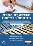 Livro - Preços, orçamentos e custos industriais