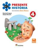 Livro - Presente História 4 - Moderna