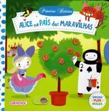 Livro - Primeiras histórias - Alice no país das maravilhas