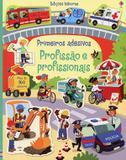 Livro - Primeiros adesivos : Profissão e profissionais