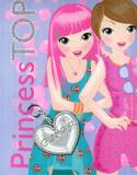 Livro - Princess top glamour - lilás