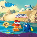 Livro - Procurando Dory: meu livro gigante de brincadeiras