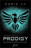 Livro - Prodigy - Os opostos perto do caos
