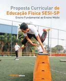 Livro - Proposta curricular de educação física SESI-SP