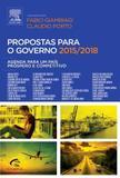 Livro - Propostas para o governo 2015/2018