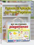 Livro Protocolo De Aplicação Das Provas Piagetianas - Carlu