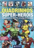 Livro Quadrinhos  Super-Herois Ed. 1 - Abril