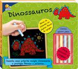 Livro - Quadro de giz! Dinossauros