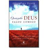 Livro - Quando Deus Falou Comigo - Thomas nelson