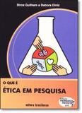 Livro - Que E Etica Em Pesquisa, O - Ebr - brasiliense