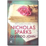 Livro - Querido John - (Arqueiro ) - Arqueiro - sp