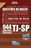 Livro - Questões de bolso - TJ SP - 944 questões gabaritadas