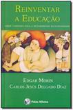 Livro - Reinventar a educação