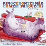 Livro - Rinocerontes não comem panquecas
