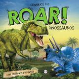 Livro - Roar! Dinossauros